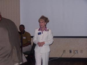 Jana Barnhill, TM International President