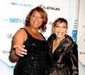 Queen Latifah and her mother Rita Owens