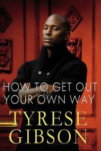 Tyrese Gibson's book cover